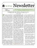 New Edition of AAPM WPSC Newsletter
