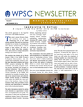 New Edition of WPSC Newsletter